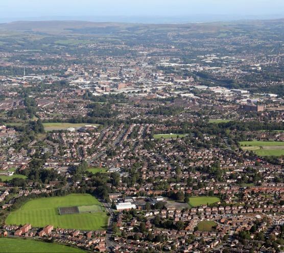 Bolton Aerial